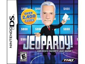 Jeopardy Nintendo DS Game