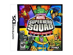 Marvel Super Hero Squad: Infinity Gauntlet Nintendo DS Game THQ