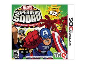Marvel Super Hero Squad: Infinity Gauntlet 2 Nintendo 3DS Game THQ