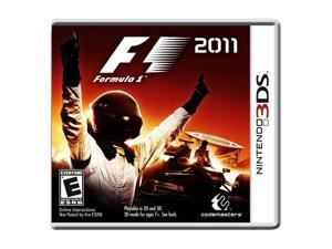 F1 2011 Nintendo 3DS Game