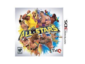 WWE All-Stars Nintendo 3DS Game THQ