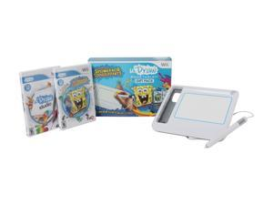 uDraw Tablet w/Spongebob Squigglepants Wii Game