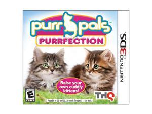 Purr Pals: Perfection Nintendo 3DS Game