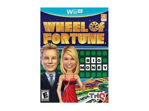 Wheel of Fortune Wii U Game                                                                                          THQ