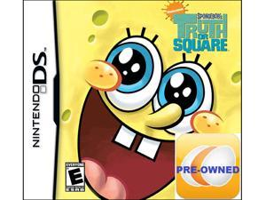 Pre-owned Spongebob: Truth or Square  DS