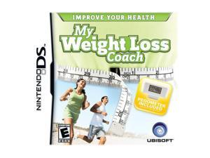My Weight Loss Coach Nintendo DS Game Ubisoft
