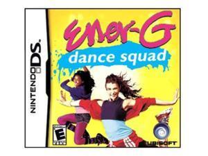 Ener G: Dance Squad Nintendo DS Game