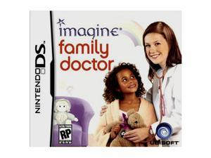 Imagine: Family Doctor Nintendo DS Game