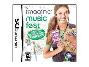 Imagine: Music Fest Nintendo DS Game