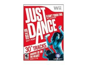 Just Dance Wii Game Ubisoft
