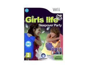 Sleepover Party Wii Game