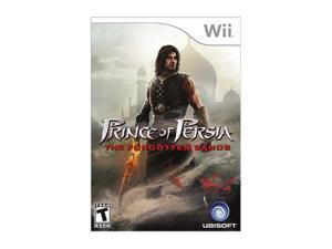Prince of Persia: Forgotten Sands Wii Game Ubisoft