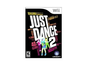 Just Dance 2 Wii Game Ubisoft