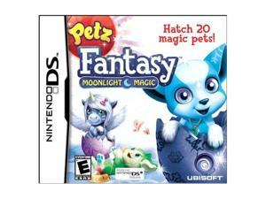 Petz Fantasy: Moonlight Magic Nintendo DS Game Ubisoft