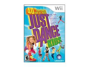 Just Dance Kids Wii Game UBISOFT