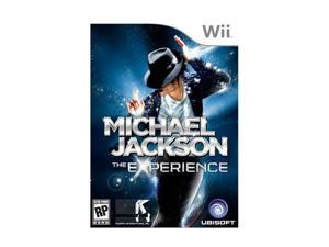 Michael Jackson Experience Wii Game