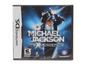 Michael Jackson Experience Nintendo DS Game