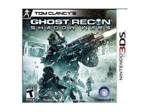 Tom Clancy's Ghost Recon Shadow Nintendo 3DS Game