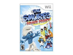 Smurfs Dance Party Wii Game