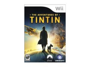 The Adventures Of Tintin: The Game Wii Game