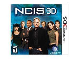 NCIS Nintendo 3DS Game Ubisoft