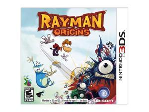 Rayman Origins Nintendo 3DS Game