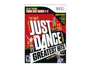 Just Dance: Greatest Hits Wii Game