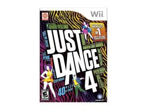 Just Dance 4 for Nintendo Wii
