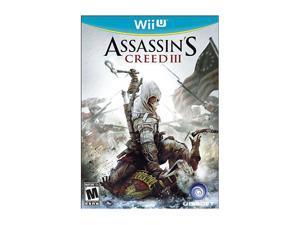 Assassin's Creed 3 for Nintendo Wii U #zCM