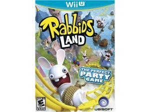Rabbids Land Wii U Games Ubisoft