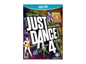 Just Dance 4 Wii U Games