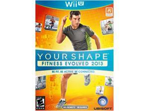 Your Shape: Fitness Evolved 2013 Wii U Games Ubisoft