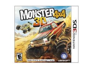 Monster 4x4 Nintendo 3DS Game