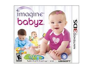 Imagine Babyz 3D Nintendo 3DS Game