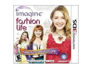 Imagine Fashion Nintendo 3DS Game