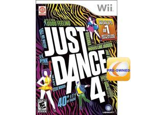 PRE-OWNED Just Dance 4 Wii