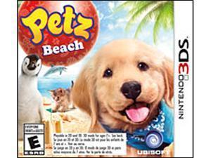 Petz Beach Nintendo 3DS