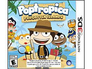 Poptropica Forgotten Islands Nintendo 3DS
