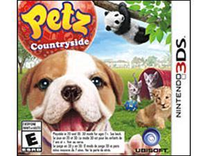 Petz Countryside Nintendo 3DS