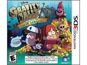 Gravity Falls: Legend of the Gnome Gemulets - Nintendo 3DS
