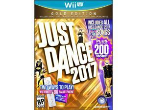 Just Dance 2017 Gold Edition - Nintendo Wii U