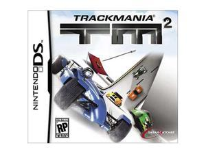 TrackMania: Built to Race Nintendo DS Game
