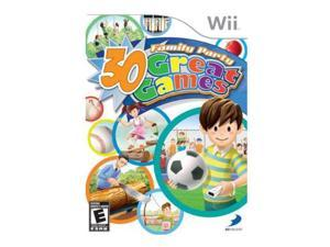 Family Party: 30 great Games Wii Game D3PUBLISHER