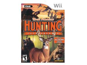 North American Hunting Extravaganza Wii Game