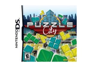 Puzzle City Nintendo DS Game