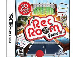 Rec Room Games Nintendo DS Game DESTINEER