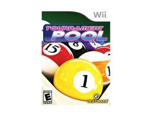Tournament Pool Wii Game