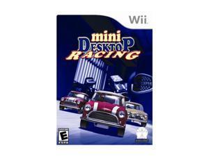 Mini Desktop Racing Wii Game