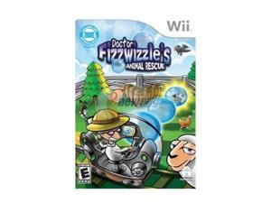 Doctor Fizzwhizzle's Animal Rescue Wii Game