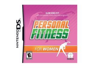 Personal Fitness Women Nintendo DS Game Conspiracy Entertainment